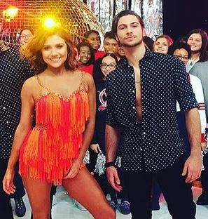 Kiril Kulish Dancing With the Stars