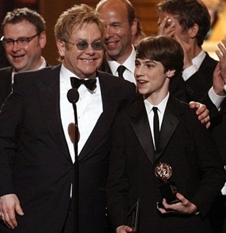 Kiril Kulish & Elton John